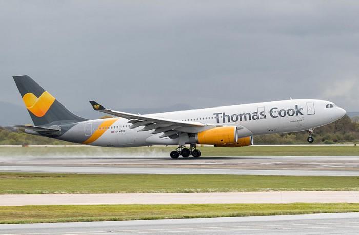 托马斯·库克集团宣布破产 将使15万英国度假者陷入困境