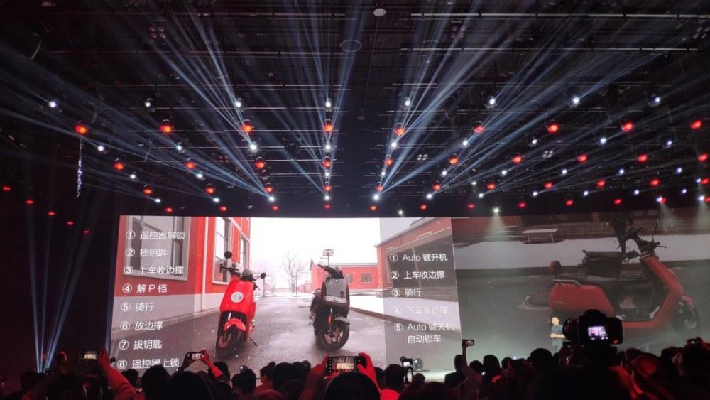 百公里加速2.9秒 九号机器人发布超级电动摩托:Segway Apex