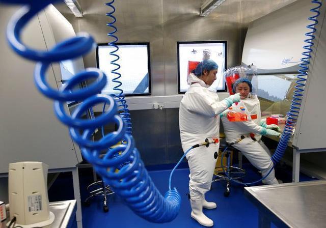 揭秘P4实验室:10道门,能否锁住致命病毒