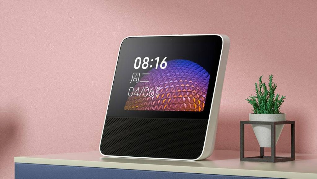 开启智能音箱大屏时代 Redmi小爱触屏音箱8英寸发布售349元