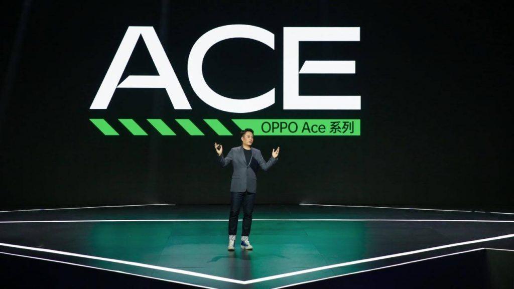 OPPO Ace2正式发布:65W+40W最快充电组合