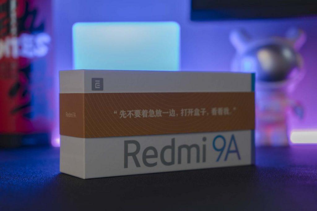 Redmi 9A:599元可以买到的最靓新机 没有之一