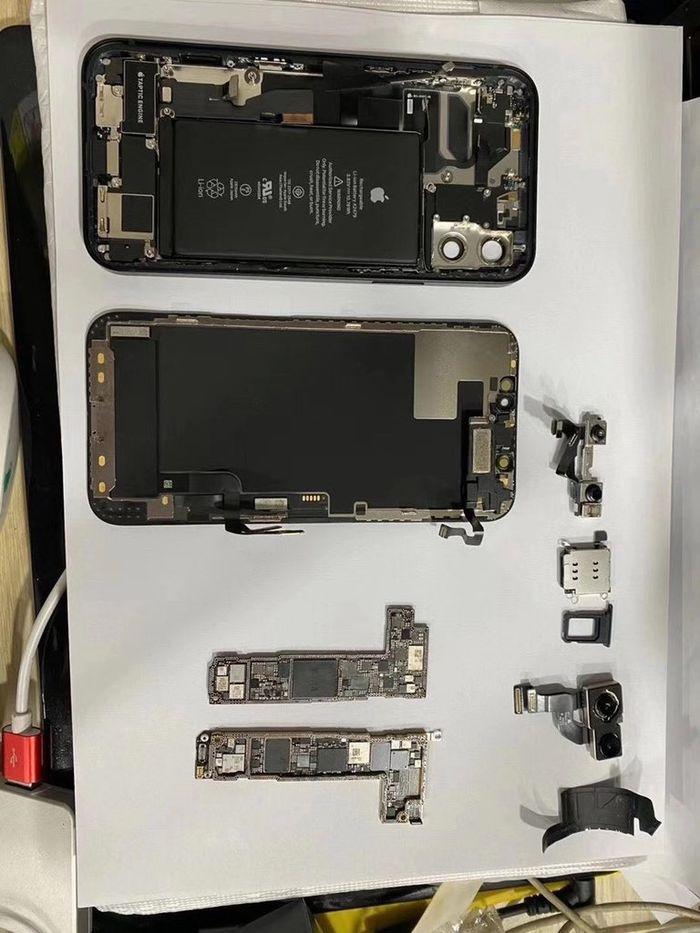 iPhone 12拆解视频曝光:确认高通骁龙X55通讯模组