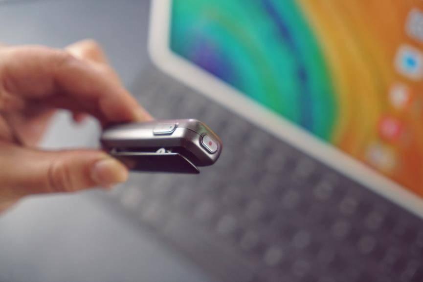 职场神器体验:科大讯飞智能录音笔B1,随心夹随时转