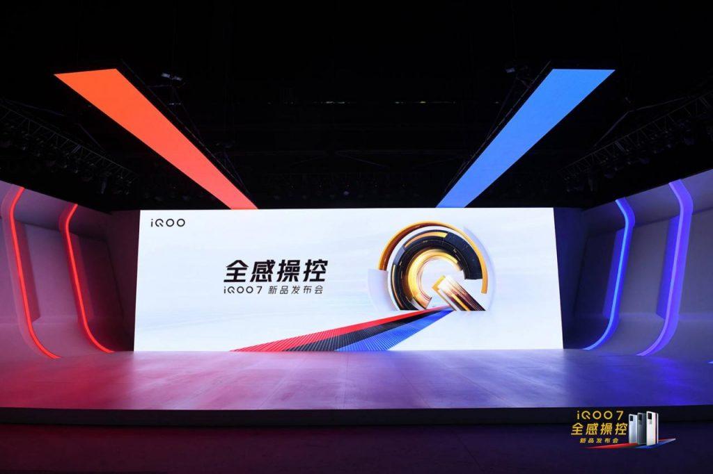 120W 超快闪充普及者:全新骁龙888横屏性能旗舰iQOO 7正式发布