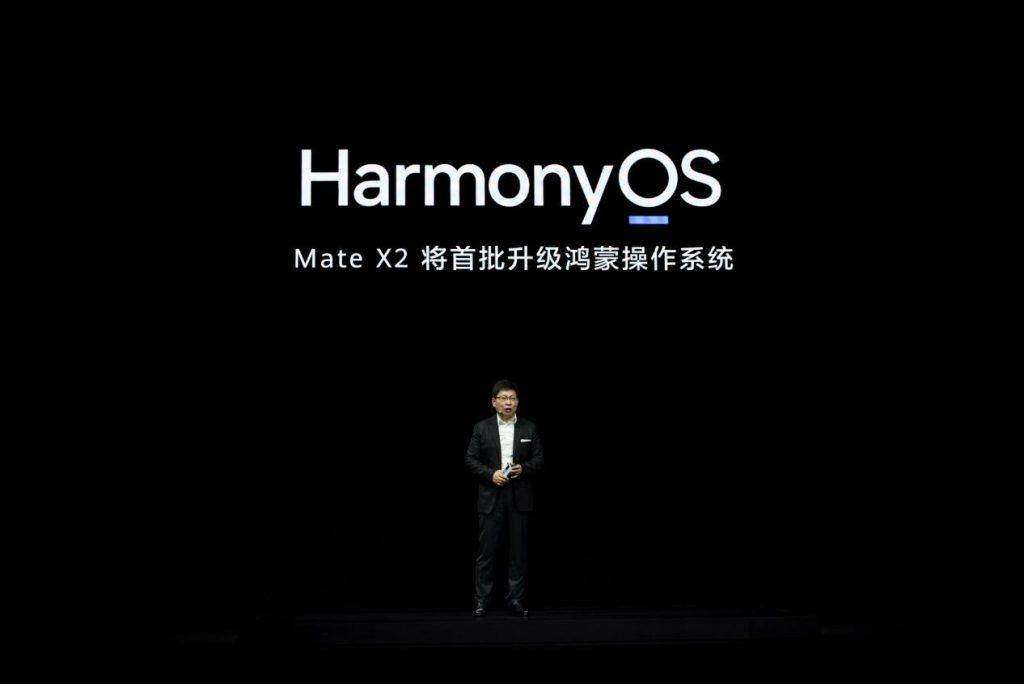 华为Mate X2发布,华为在折叠屏上的研发和创新不会止步