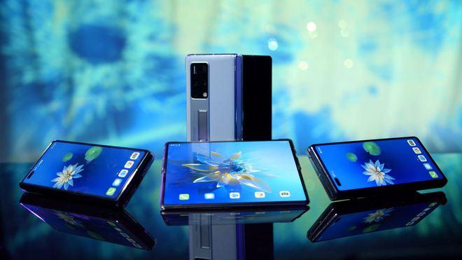 折叠手机迎来井喷,华为Mate X2定义折叠旗舰新规则?