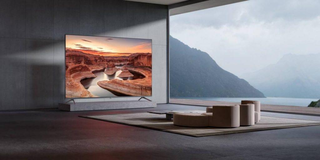 """重新定义超大屏 Redmi MAX 86""""智能电视仅售7999元"""