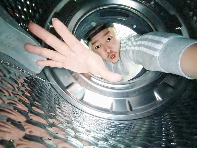 米家直驱洗烘一体机:第一台小米洗衣机使用体验