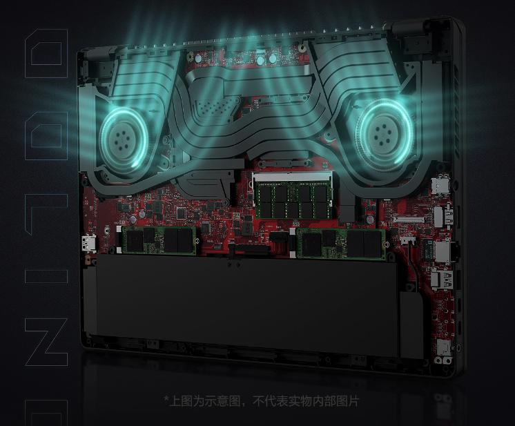 第11代英特尔酷睿处理器 16:10 IPS屏ROG幻16全能本发布