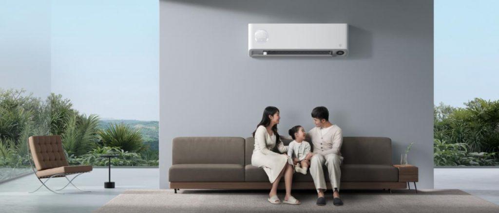 引领产品结构性升级 米家新风空调斩获双平台销冠