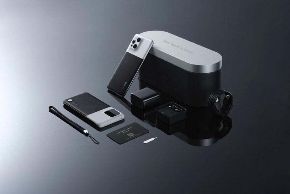 摄影爱好者的情怀之作,OPPO Find X3 Pro摄影师版正式发布